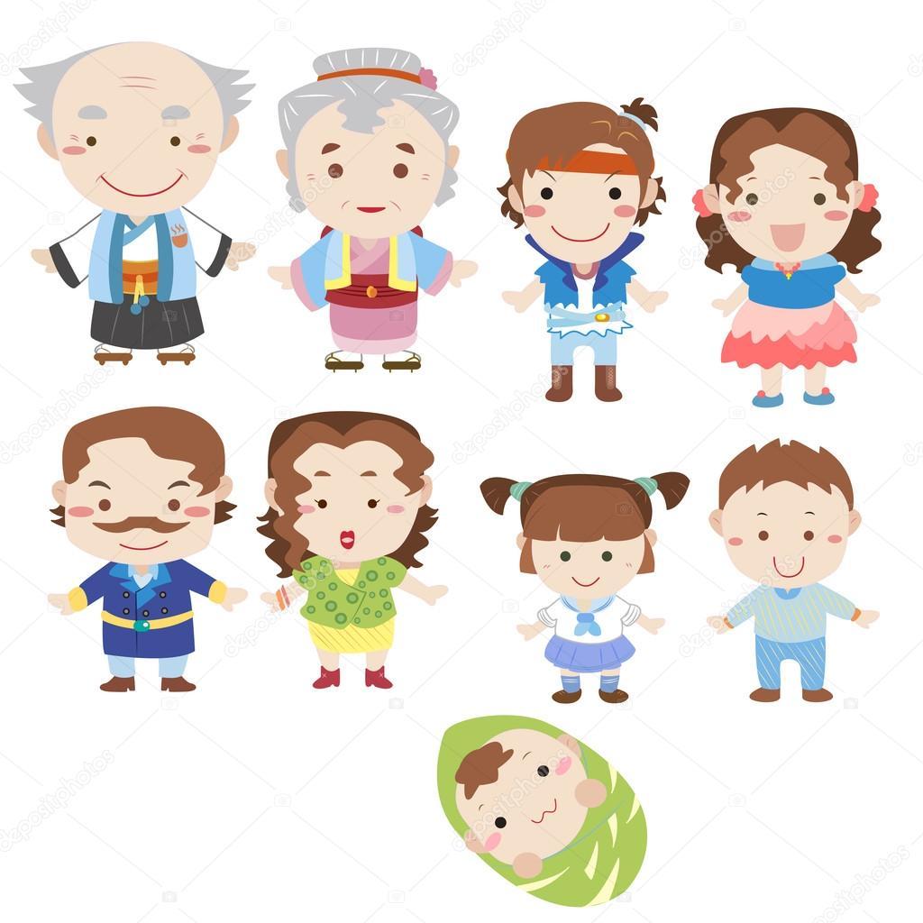 La Familia Worksheet Preschool