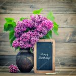Happy Birthday Flowers Pictures Images Stock Photos Depositphotos