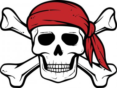 Pirate Skull Cross Bones Premium Vector Download For Commercial Use Format Eps Cdr Ai Svg Vector Illustration Graphic Art Design