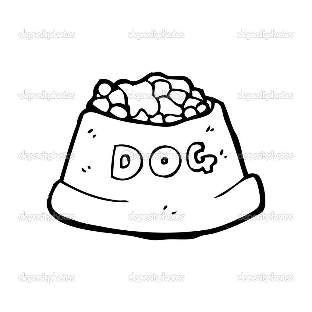 Dog Food Cartoon