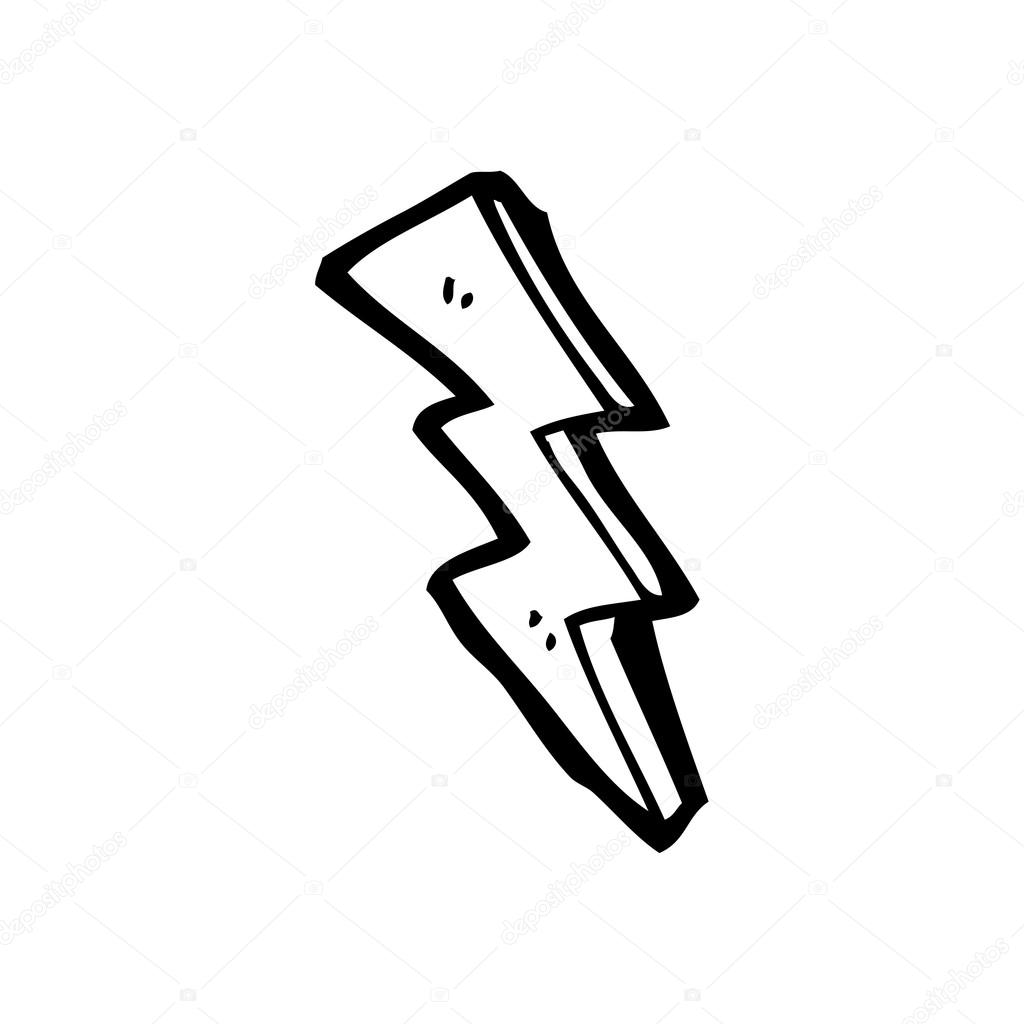 Lightening Bolt Drawing Gallery