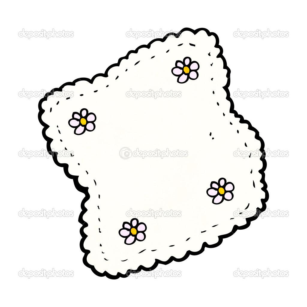 卡通手帕 — 圖庫矢量圖像© lineartestpilot #47462709