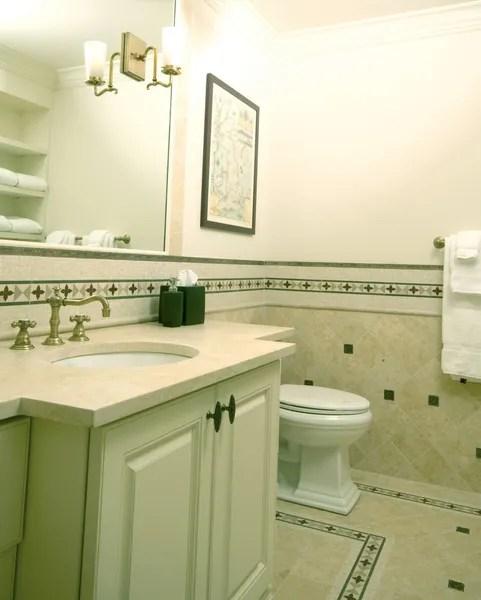 custom bathroom with tile work stock images page everypixel