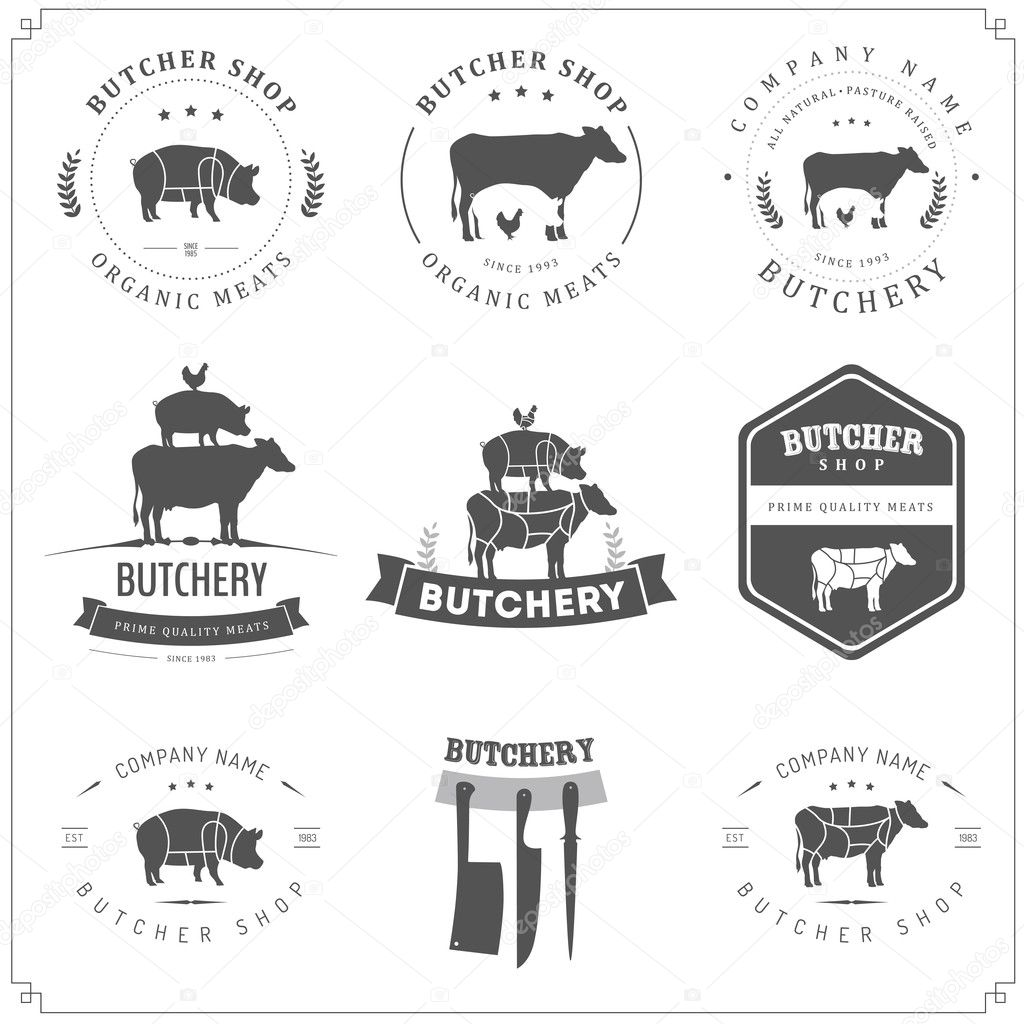 Illustration Cow Cuts Of Beef Pics Stock Photos All Sites