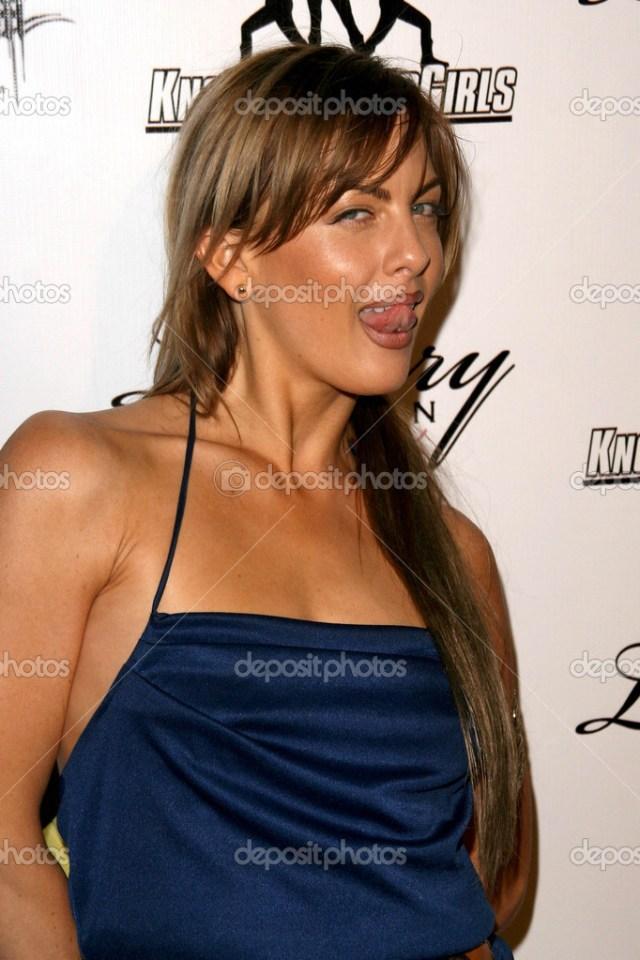 Mia Presley Stock Photo