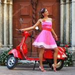 ᐈ Vespa Stock Pictures Royalty Free People On Vespa Pics Download On Depositphotos