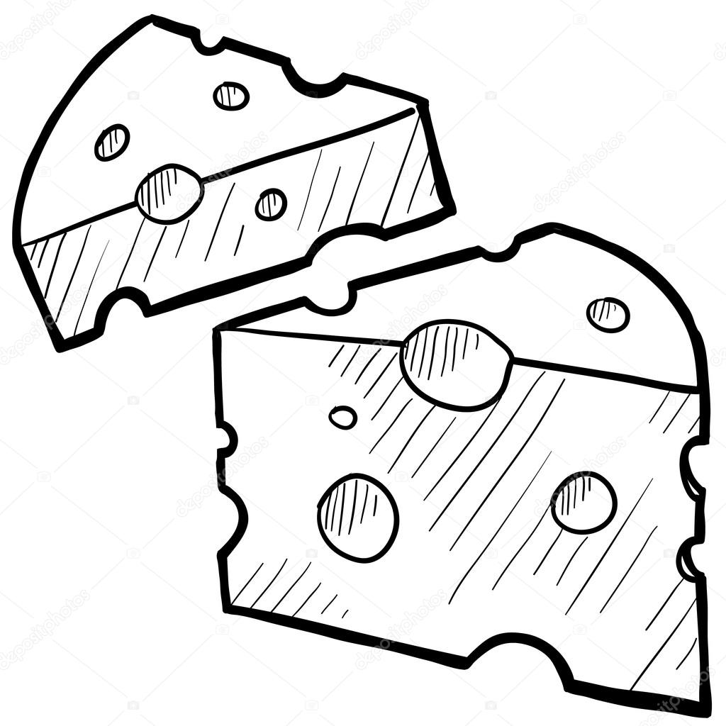 Swis Cheese Clipart