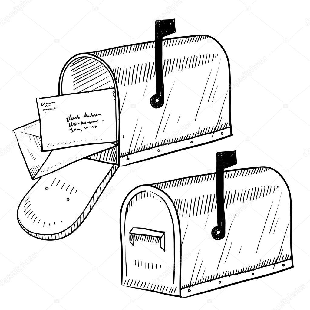 Mailbox Sketch