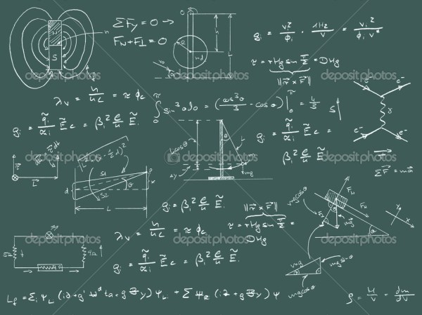Physics diagrams and formulas Stock Photo 169 shawnhempel