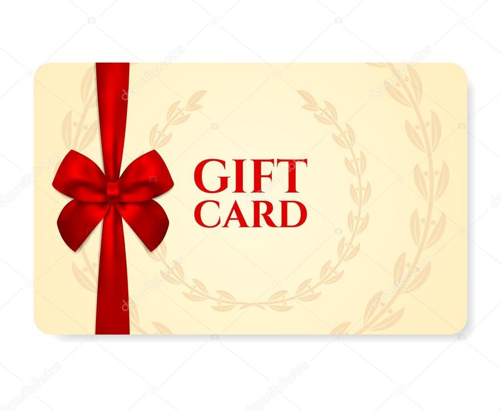 Cadeau Kaart Kortingskaart Visitekaartje Met