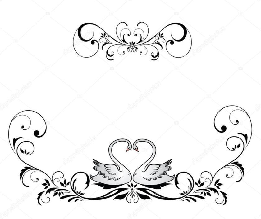 Wedding Invitation Header Free Printable Design Headers Images Monicamarmolfo Choice Image