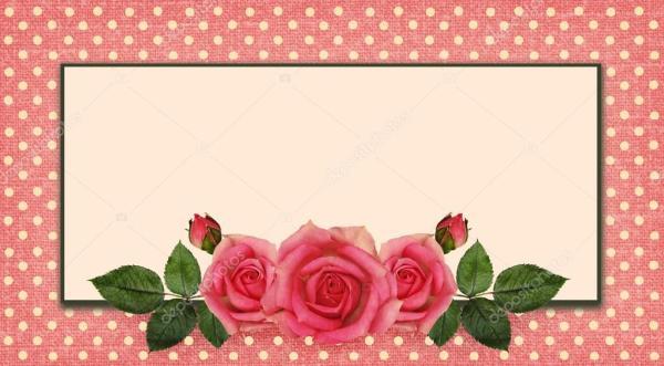 Роза икебана и рама — Стоковое фото © ksushsh #43346463