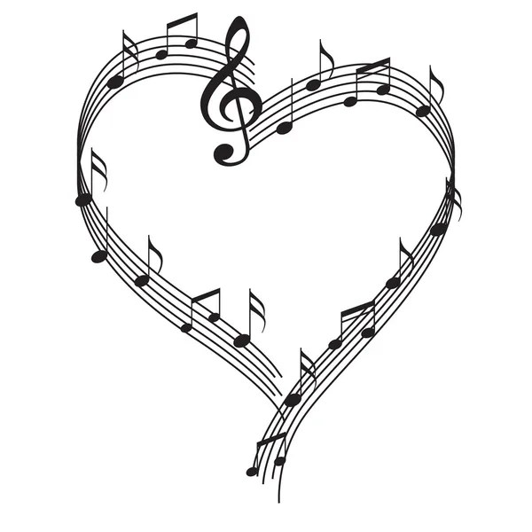 Áˆ Clef Heart Stock Drawings Royalty Free Heart And Clef Vectors Download On Depositphotos