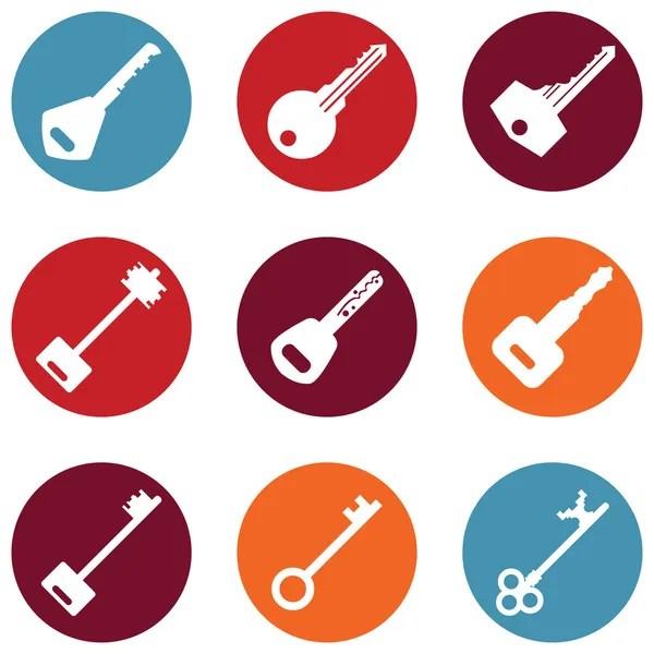 Стоковые векторные изображения Ключи логотип | Depositphotos®