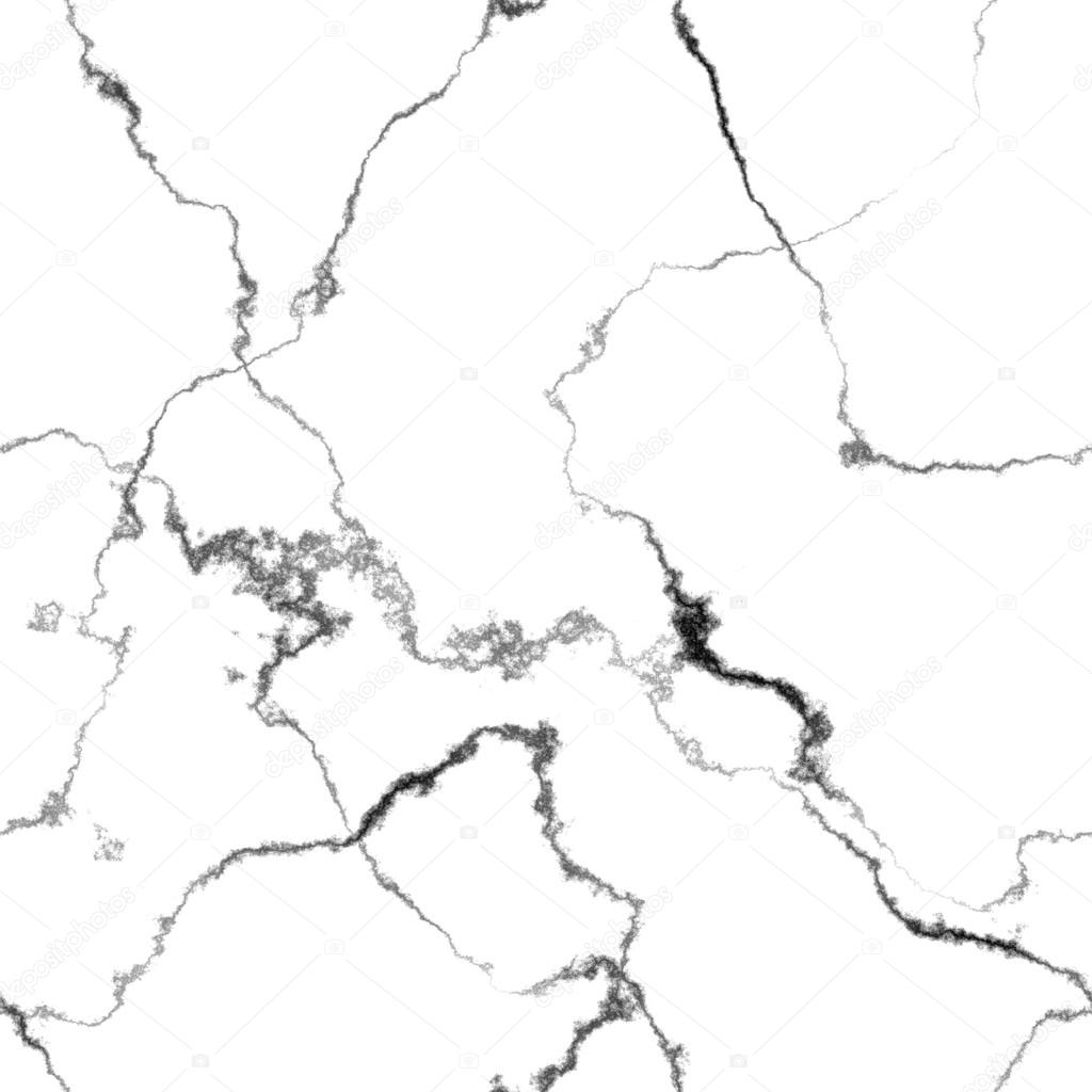 Marble Cracks Seamless Generated Hires Texture