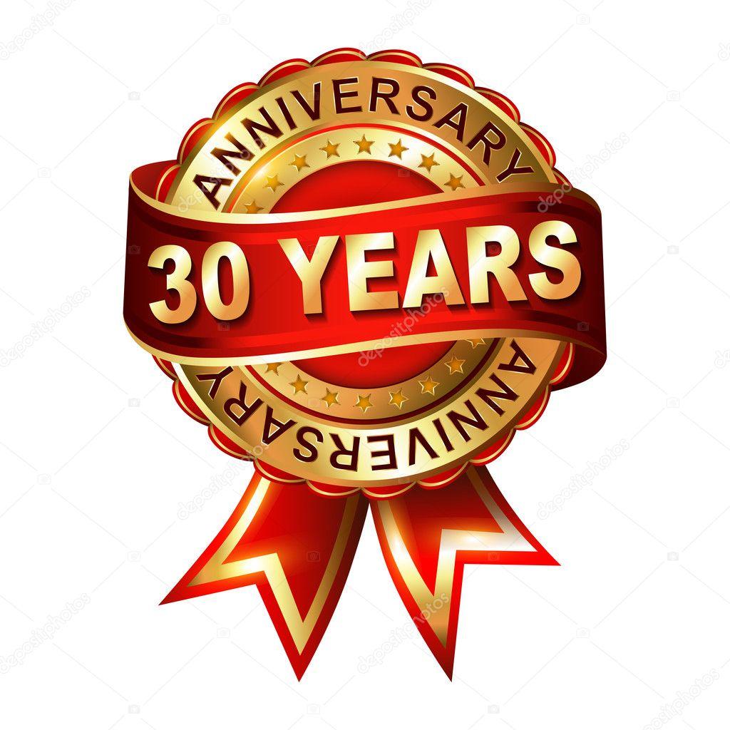35 Year Anniversary Symbol