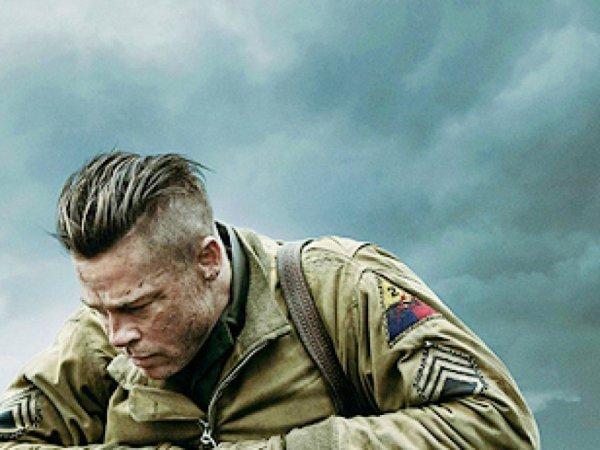 «Ярость»: Брэд Питт научит воевать | Новости кино | Европа ...