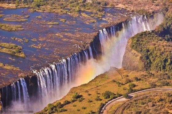 Znalezione obrazy dla zapytania ZDarmowe zdjęcia wodospadów Victoria