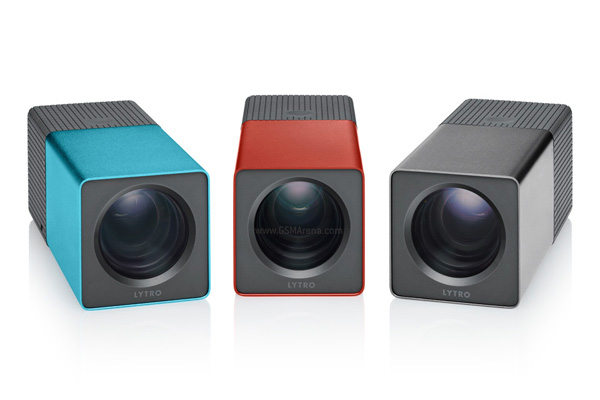 gsmarena 001 Lytro is the worlds first light field camera, lets you focus on any part of the image AFTER its captured