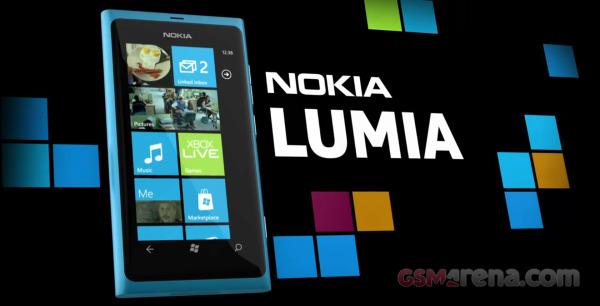 gsmarena 001 Here, have some Nokia Lumia 800 promo videos to go
