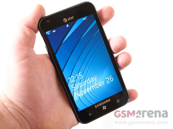 gsmarena 001 Samsung Focus S is here, looks strangely familiar [VIDEO]