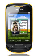 Samsung S3850 Corby II Mobile