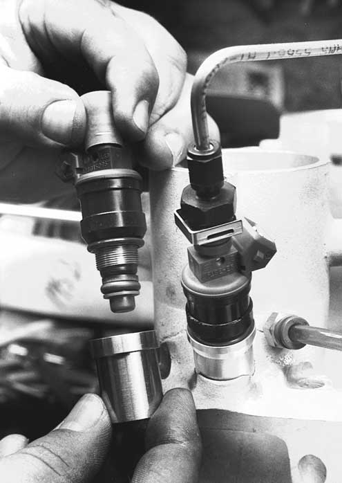 Mechanical Electronic Fuel Injection