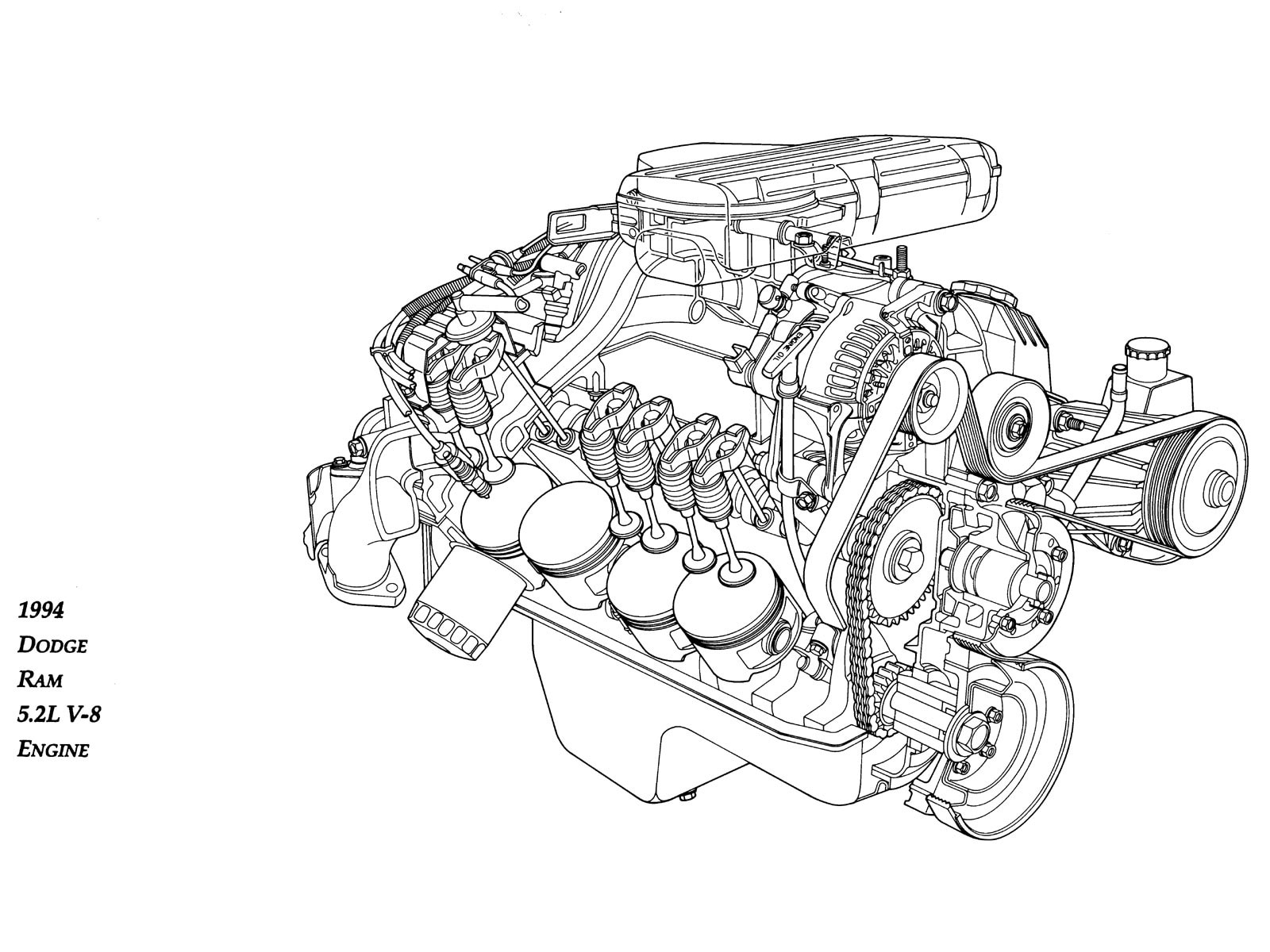 V6 Crate Engine