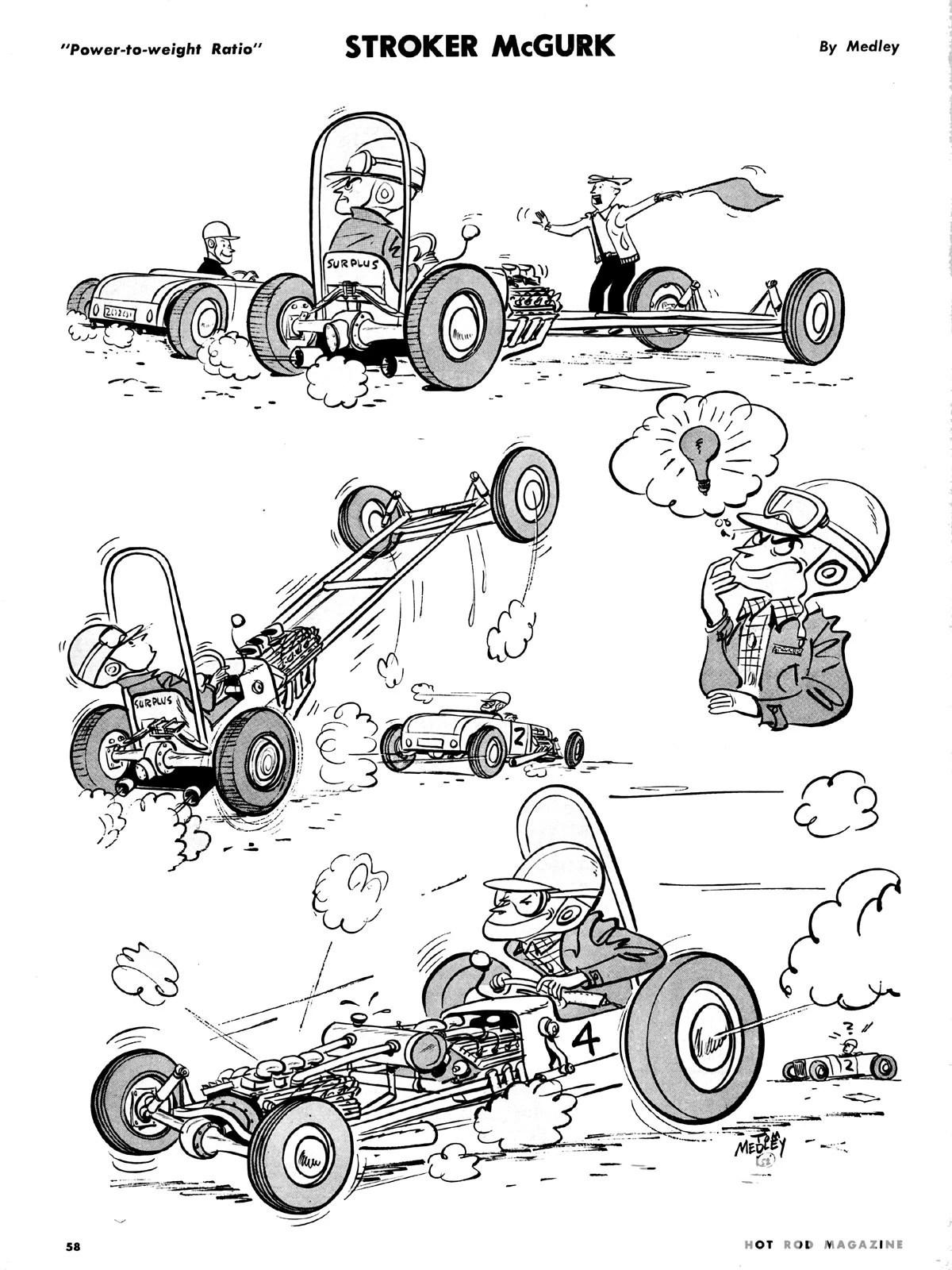 Stroker Mcgurk Cartoon Series