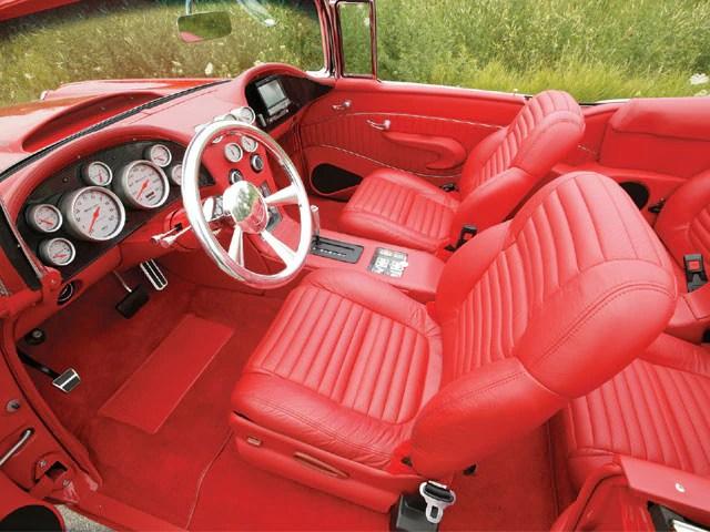 1950 Chevy Bel Air Interior