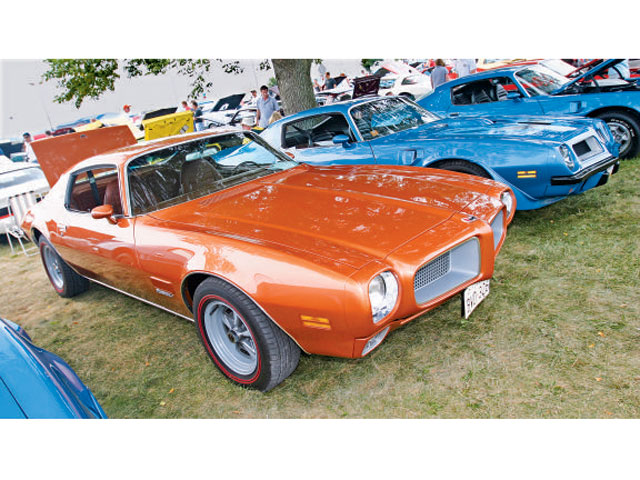 79 Blue Formula Firebird