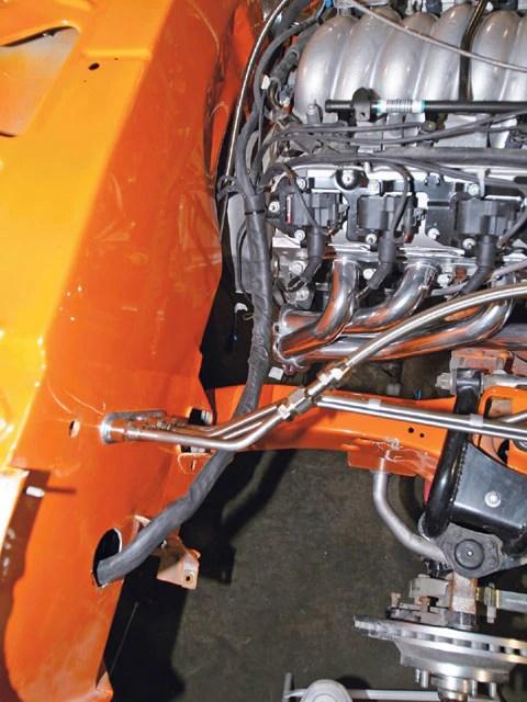 First Gen F Body Ls1 Engine Swap