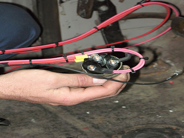 1953 Wiring Truck Harness Chevy