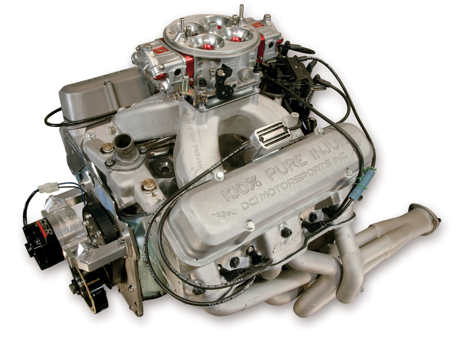 DCI 455 Pontiac Engine Murphys Law Hot Rod Network