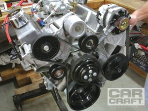 Serpentine Belt Drive  Build Your Own Budget Accesory