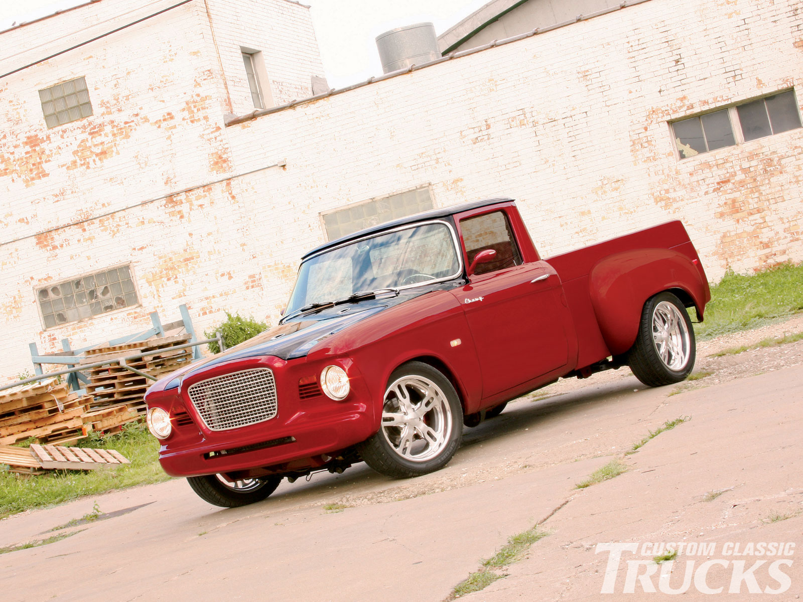 1961 Studebaker Champ Pickup   Hot Rod Network