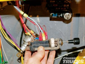 Aftermarket Wiring Harness Install  Hot Rod Network