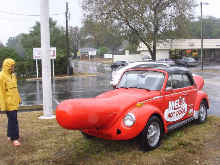 Oscar Mayer Wienermobile Contest Hot Rod Network
