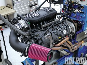 The New Boss 302 Intake  Hot Rod Network