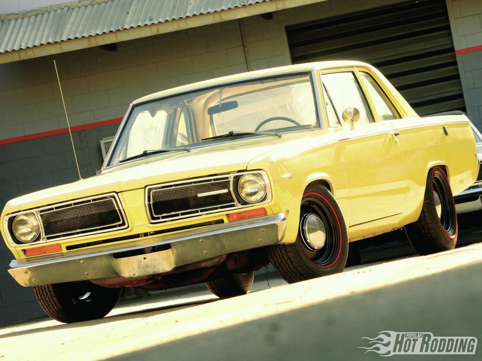 1970 Plymouth Aar Cuda Interior