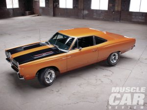 1969 Plymouth Road Runner  The Family Hemi  Muscle Car