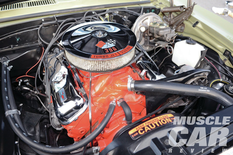 68 Chevelle Steering Ss Wheel