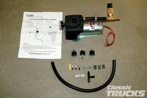 Installing a CPP Auxiliary Vacuum Pump  Hot Rod Network