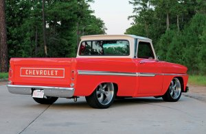 1965 Chevy C10  A C10 Like Back Then  Hot Rod Network
