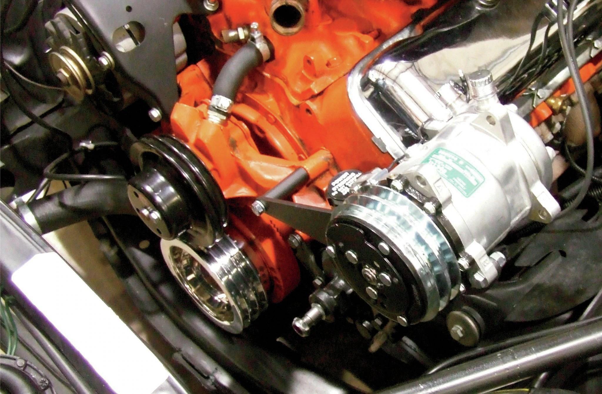 1972 Corvette Ac Wiring Diagram Compressor Brackets For A 1978