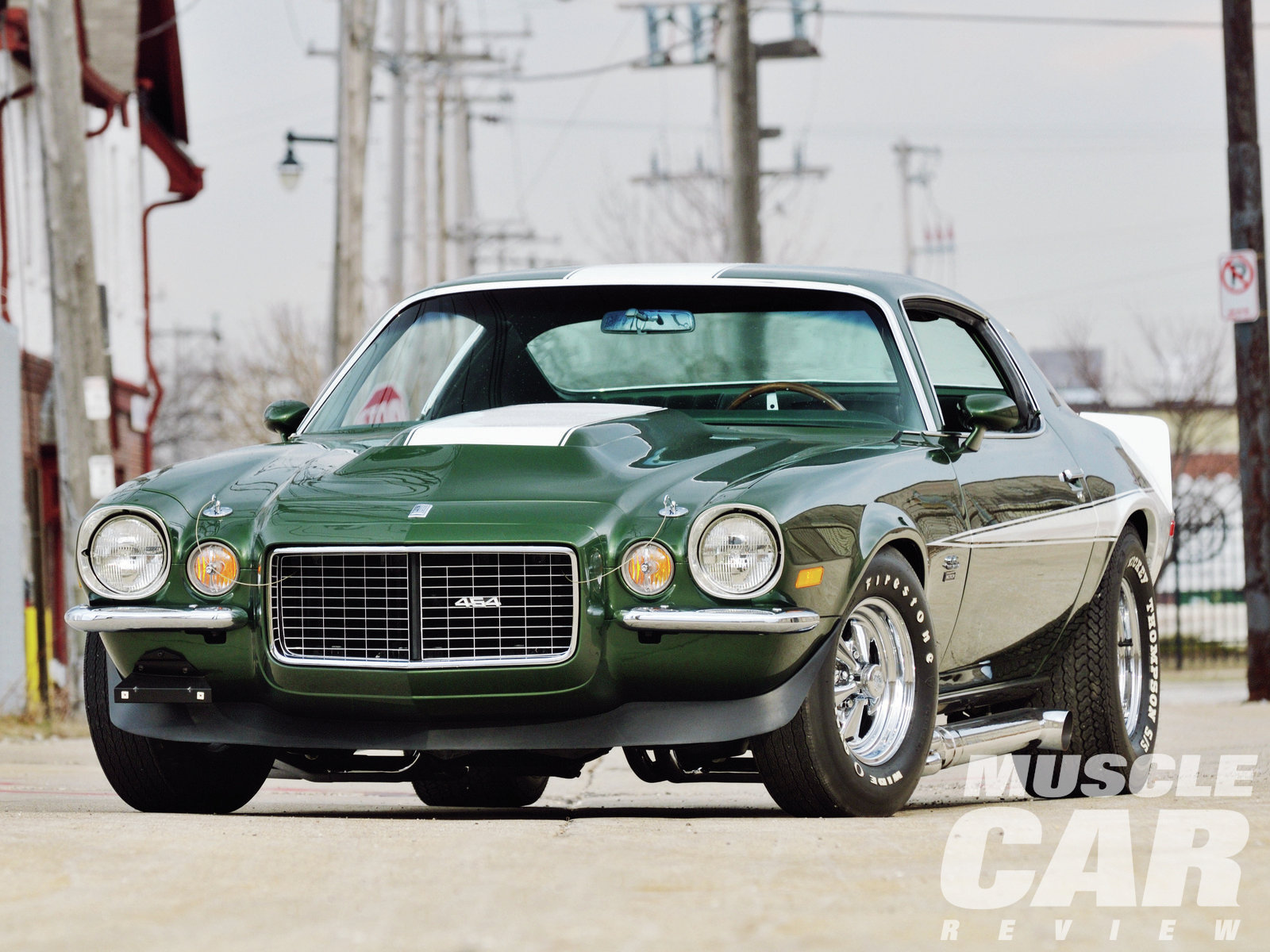 1970 Chevrolet Camaro Once An Addict Hot Rod Network