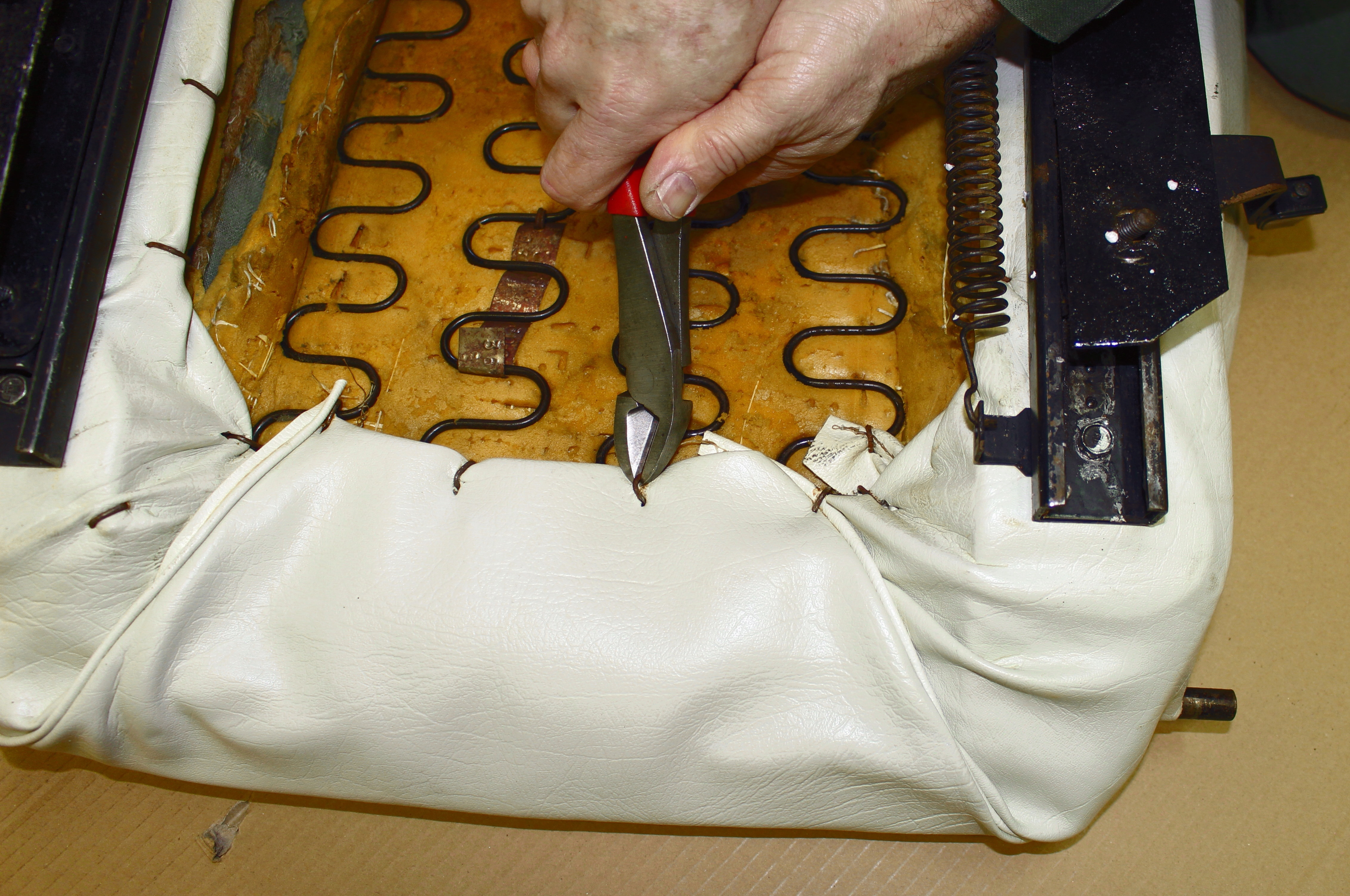 How To Replace Your Old Seat Covers Like A Pro Hot Rod