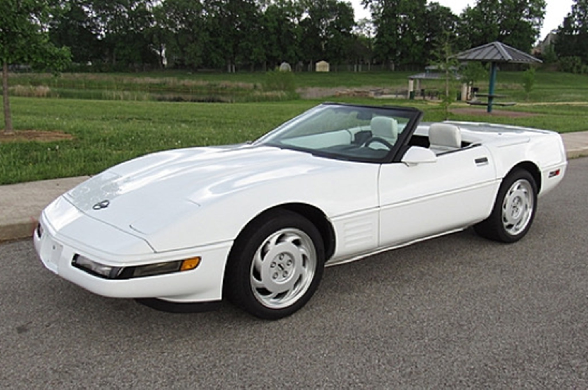 Corvette Deals From Mecum Indy Auction Day One And Two