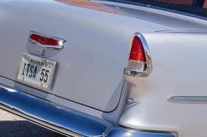 Show Quality LS2Powered 1955 Chevy Bel Air Street Machine