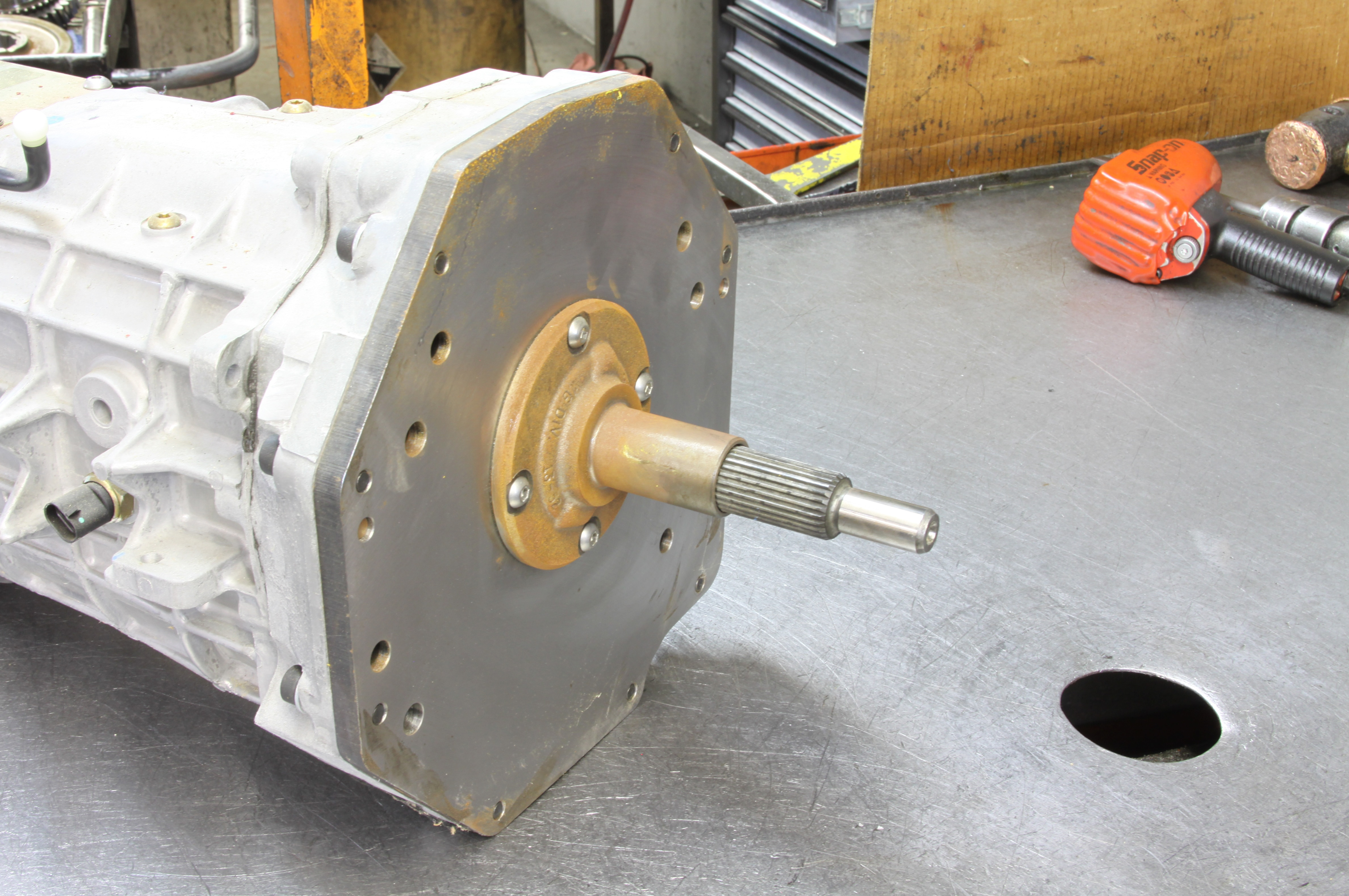 Clutch And Throwout Bearing Options For A T56 Transmission